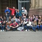 Ispred katedrale u Speyeru