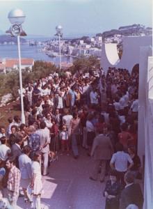 Otvaranje nove zgrade 25.05.1975.